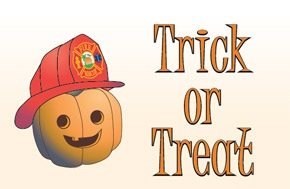 Trick or Treat Safely