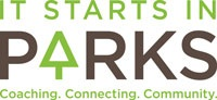 It Starts In Parks logo