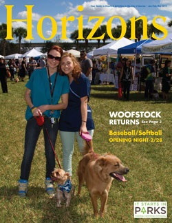 Woofstock - Horizons Cover JFM2014