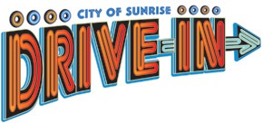 City of Sunrise Drive-in Movie logo