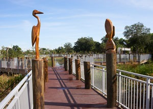 Oak Hammock Boardwalk