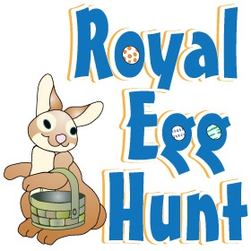 Royal Egg Hunt logo