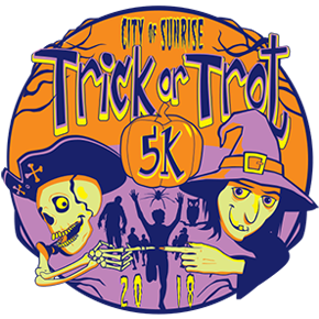 City of Sunrise Trick or Trot 5K  2018