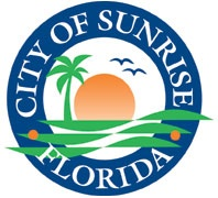 The City of Sunrise seal
