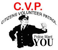 CVP - Citizens Volunteer Patrol