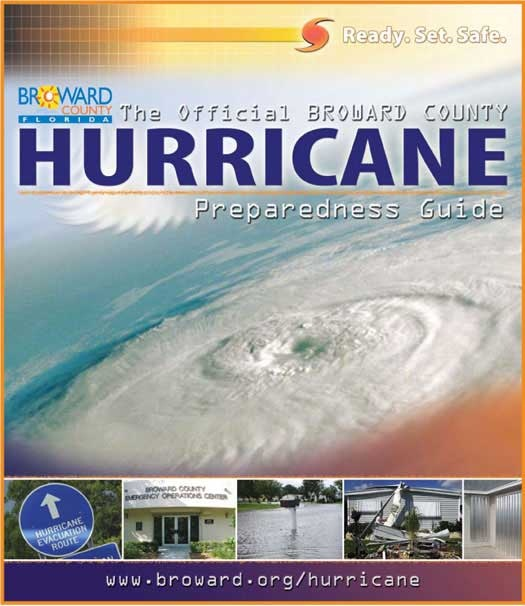 Hurricane Preparedness Guide Cover