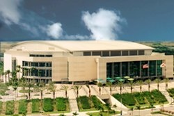 BankAtlantic Center, home of the NHL's Florida Panthers