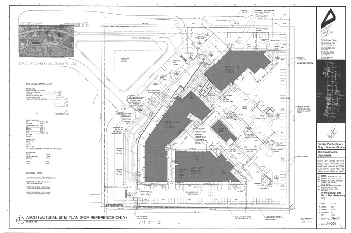 City of Sunrise FL Site Plan Review by Engineering Landscaping – What Is A Site Plan Review