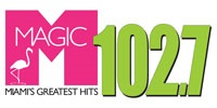 MAGIC 102.7 logo