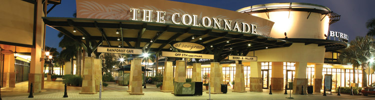 The Colonnade at Sawgrass Mills